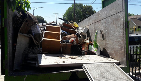 Junk Removal | Haul N Go | Los Angeles, CA | (323) 799-6459