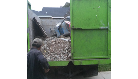 Demolition Cleanup | Haul N Go | Los Angeles, CA | (323) 799-6459